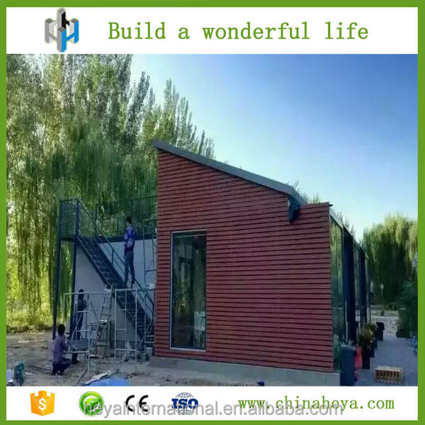 Container modular mobile restaurant buildings for sale