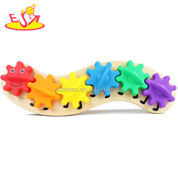wholesale hottest sale wooden folds high toys best quality mini wooden folds high toys W13D092