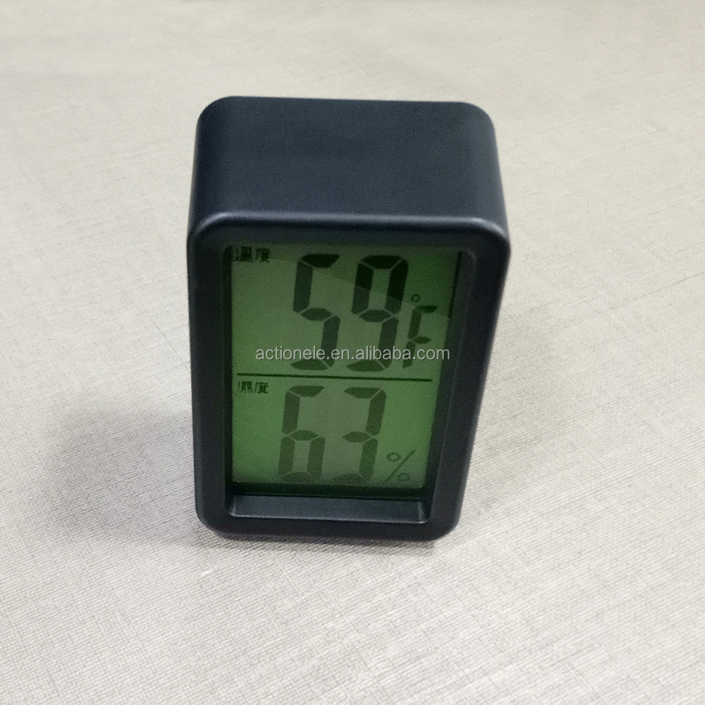 New Digital Humidity Monitor Thermometer the Temperature Gauge Indicator with CE N ROHS
