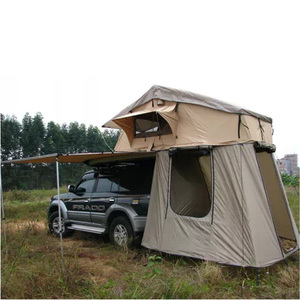 Overland with Awning Portable Camping Car Pop Up Tent for sale