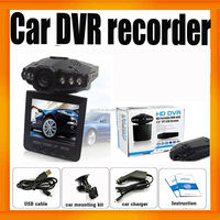 Led IR Night vision H198 HD 720 P DVR voiture Dash caméra