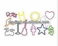 Alphabet Patterm Rubber Band For Children Teaching