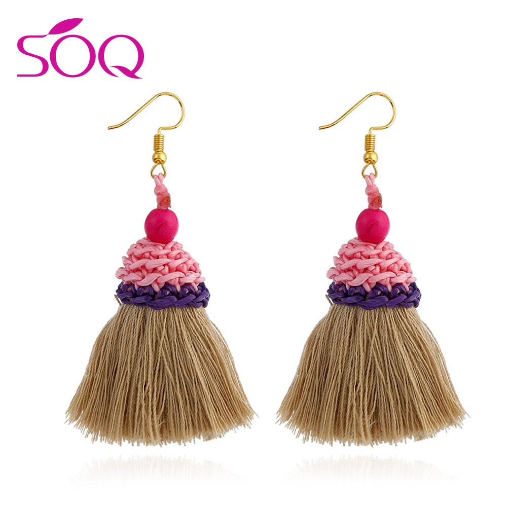 Handmade Bohemian Earrings, Handmade Bohemian Earrings Suppliers ...