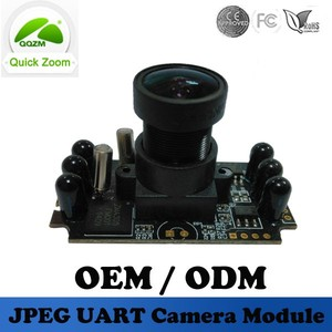 Digital Camera OV528 VC0706 ZM Protocol TTL Serial UART Jpeg Camera Module