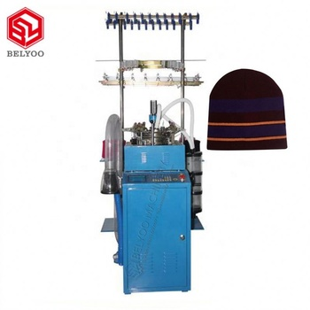 Automatic Pompom Making Machine For Muslim Cap Popular Price Of Circular Knitting Machines For Sale