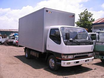 86782dad0b Fuso Canter Aluminum Van (14ft) truck