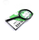 wholesale large flat convex industrial lens magnifying glass for mobile phone
