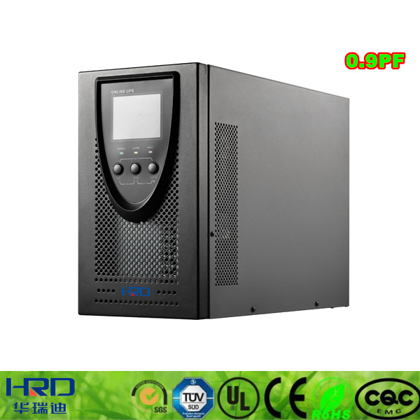 Single phase online 3kw power supply ups from ups manufacturer China