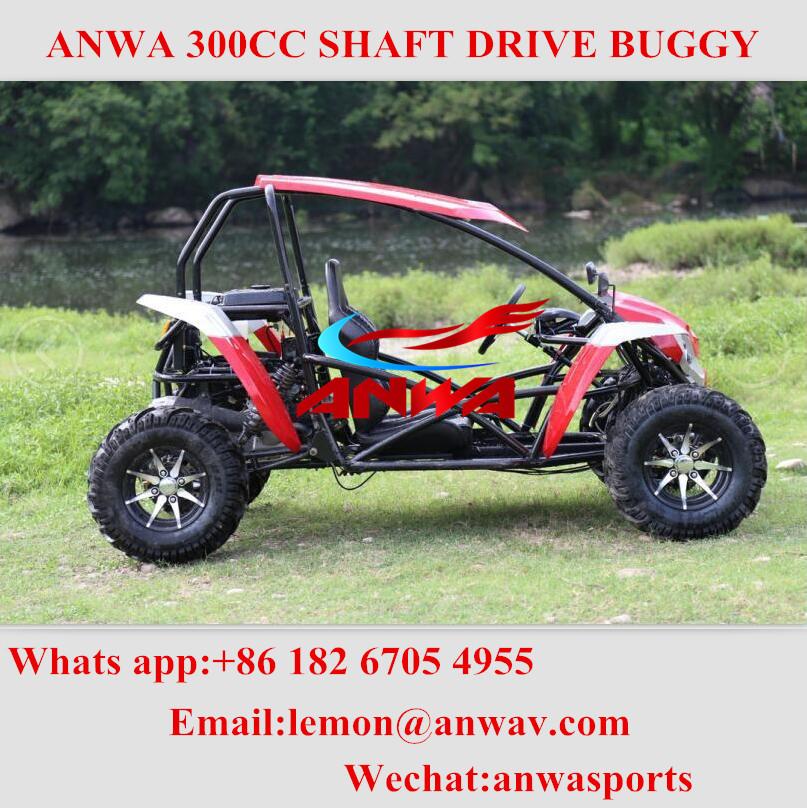 China Wholesale Market Buggy Go Kart Frames - Buy 300cc Shaft Drive ...