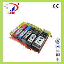 Compatibele inkt cartridge voor hp <span class=keywords><strong>564xl</strong></span> met chip printer onderdeel voor photosmart b8550 c5380 c6380 c5460 d7560 all-in-one