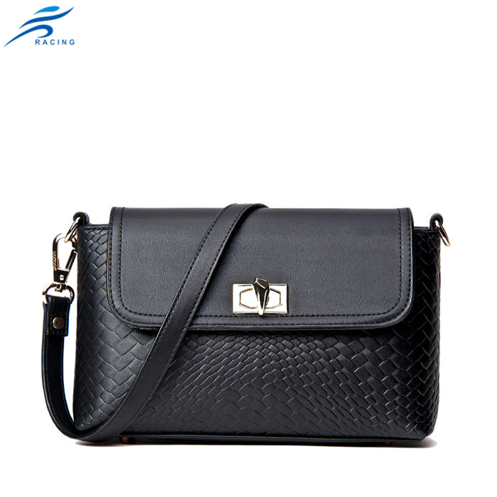 Cheap single lady shoulder hand bag and black bag crossbody