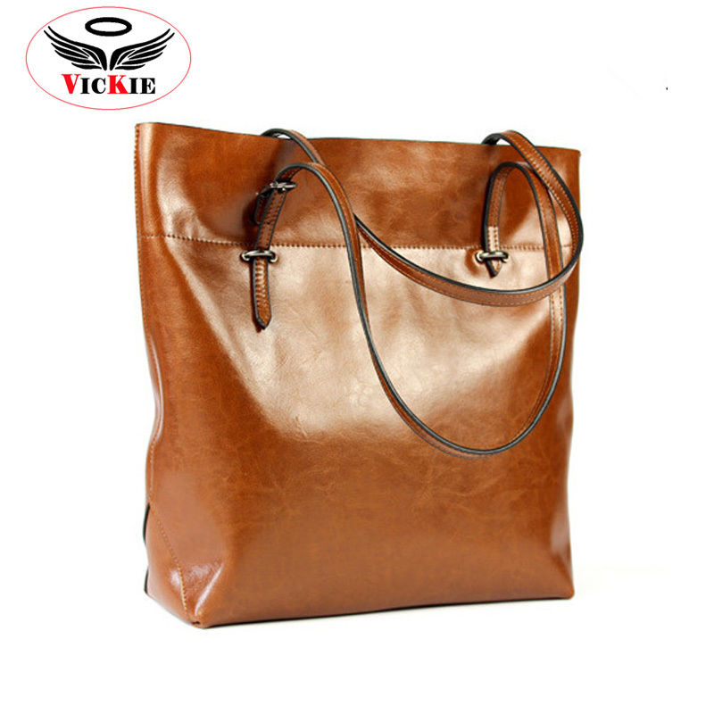 Genuine Leather Women Shoulder Bags Vintage Real Leather Lady Handbag Messenger Bag Europe Trade Brand Female Bag Imported S20
