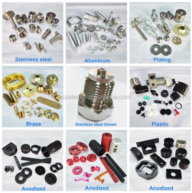 Best selling high quality Custom Oem CNC Machining Service Aluminum 6061-T6 CNC Milling Parts