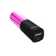 Portable PowerBank 2000mAh Power Bank Dual USB LCD Display LED Light External Battery Pack Charger For Cellphone