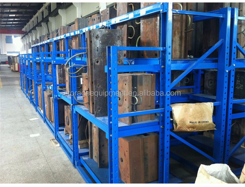 Injection Mold Storage Racks Die Roll Out Racks Buy