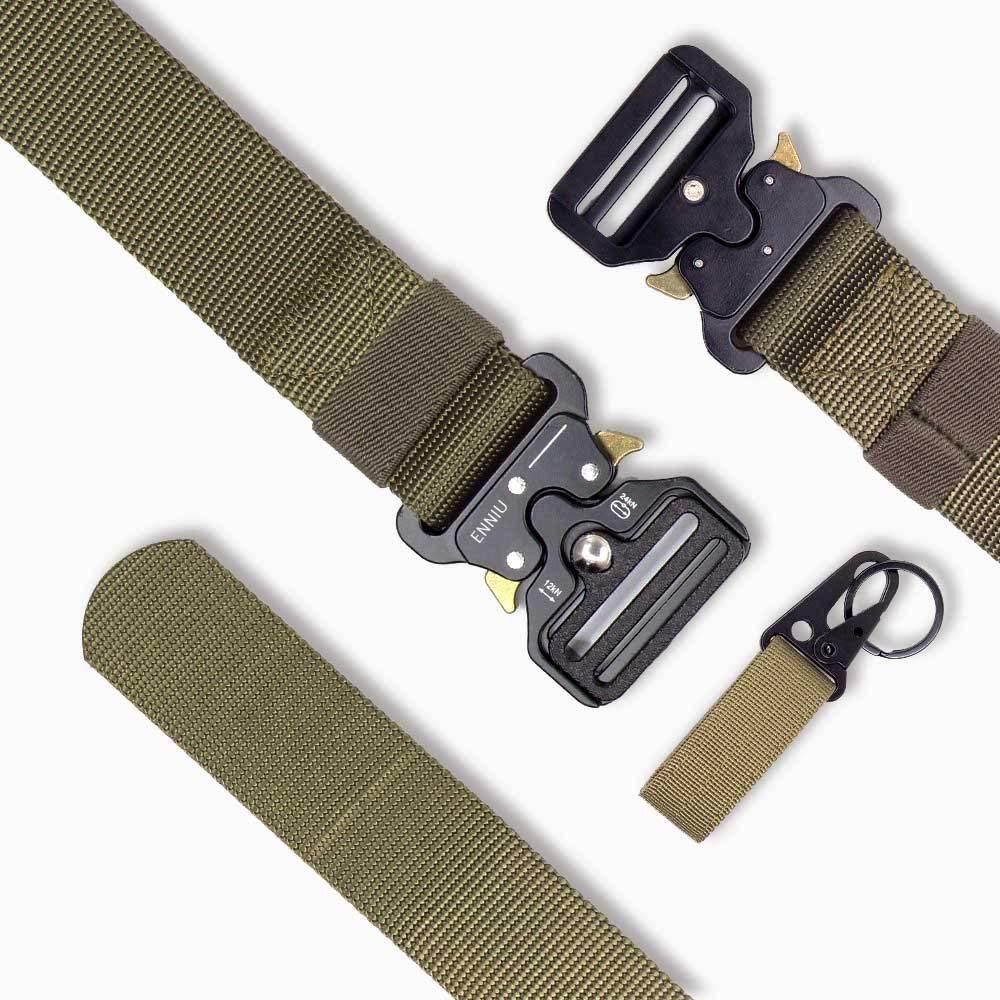 Molded Belt Keepers,PK4 BLACKHAWK 44B300BK