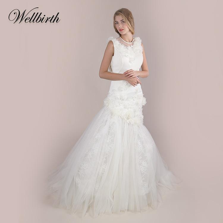 catálogo de fabricantes de vestidos de novia china de alta calidad y