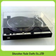 plastic dustproof display cover transparent acrylic acoustics cover box turntable dust cover