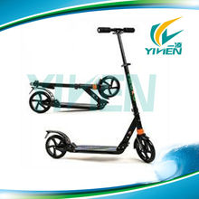 2 wheel 200mm big wheel aluminum adult foot scooter kick scooter