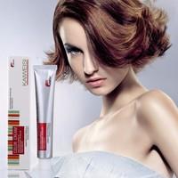 Ammonia Free Hair Dye Cream For Salon Use Professional Hair Color Cream