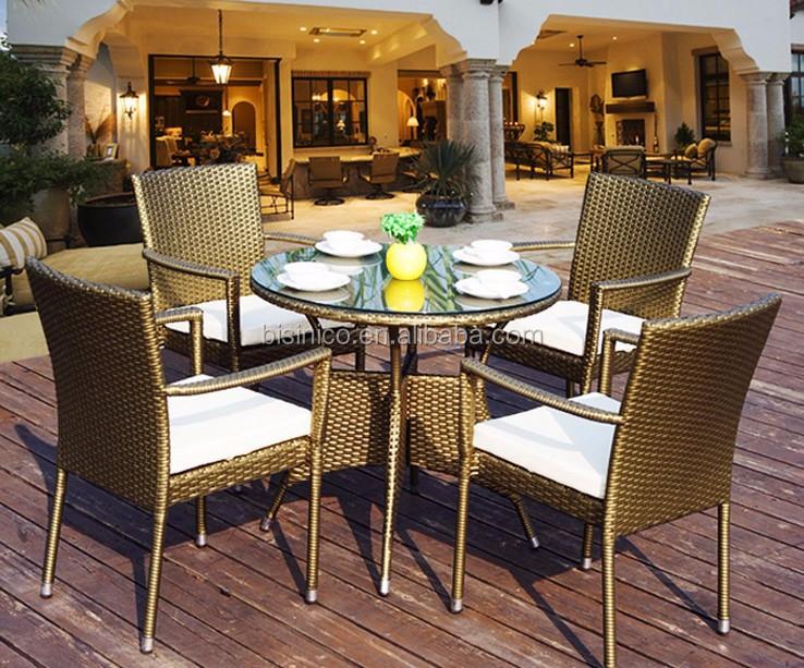 Or Jardin Rotin Grand Loisirs Table,Table De Jardin En Plastique - Buy  Chaises Et Tables De Jardin En Plastique,Table En Plastique,Ensemble De  Table À ...