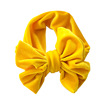 Stretch Bow Ear Turban Headbands for Baby Girl Toddlers Kids