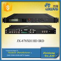 Best RF to CVBS/YPbPr/HD/SDI Satellite Receiver/Digital Cable Satellite TV Decoder