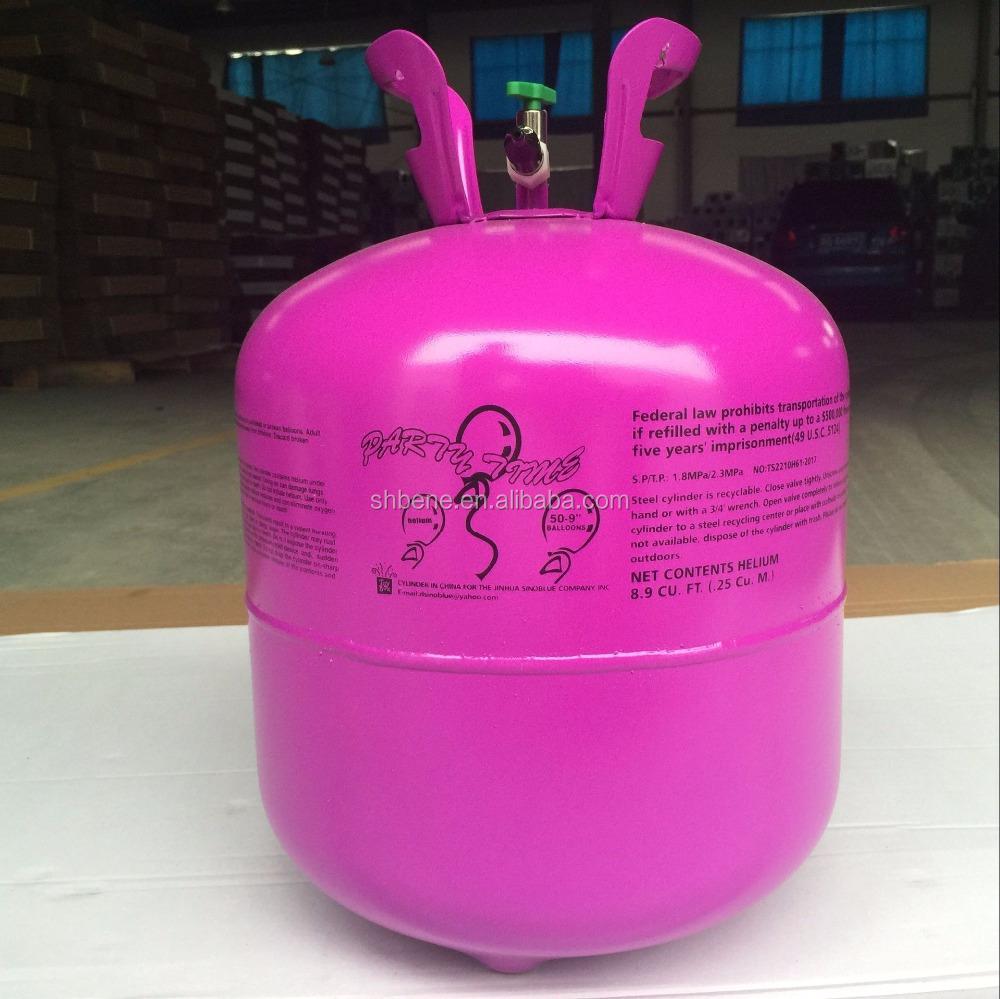 Carnaval uso tanque de helio globo de helio cilindro de - Gas helio para globos precio ...