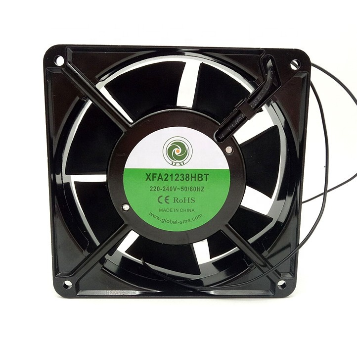 120x120 Mini Axial Flow 12038 Industrial Cooling Fan <strong>AC</strong> 240V 230V 220V <strong>AC</strong> 120x120x38mm