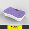 Hot Sale Body Fit Vibrator Massage Vibration Plate With Two Motor
