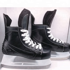 Patented Ultralight ice inline roller hockey skate shoe