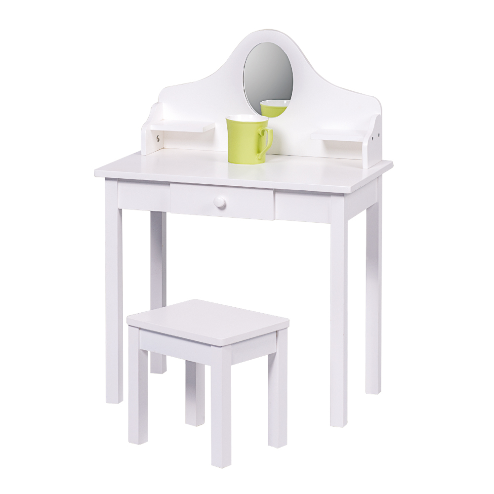 cheap for discount c9364 72003 Children Kids Bedroom Vanity Set Dressing Table With Mirror - Buy Kids  Dressing Table,Kids Vanity Set,Kids Bedroom Vanity Product on Alibaba.com