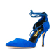Royal Blue Shoes,Royal Blue Women Dress Shoes,Royal Blue Wedding Shoes