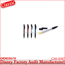Disney Universal NBCU FAMA BSCI GSV Carrefour Factory Audit Manufacturer Golf Ball Point Pen Abp-320 Series