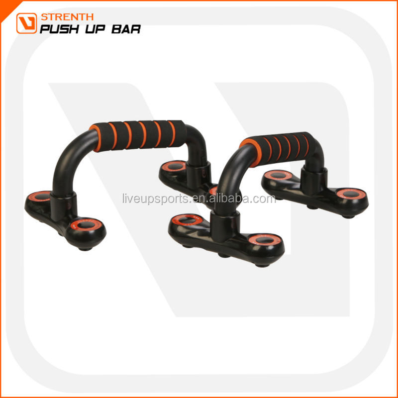 PVC push up bar push up exercise equipment push up for sale