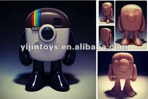 instagram vinly toy