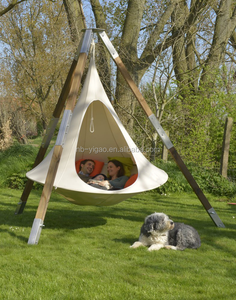 New Hanging Pod 2 Person Hammock Camping Tents Hanging Tent Hanging
