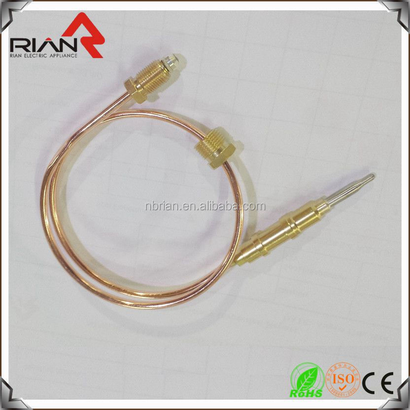 gas cooker with oven New product gas thermocouple with 2 Nuts RBYMA-G