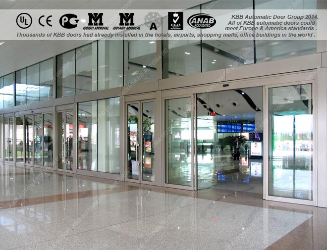 Frameless Automatic Sliding Glass Doors Saudireiki