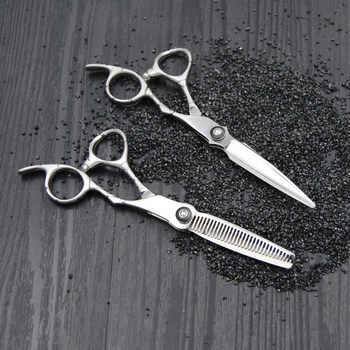 2017 Professional Quality Stainless Steel Best Hair Scissors 440c japanese steel