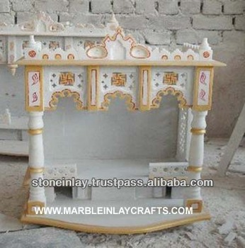 Beautiful Home Marble Temple Design
