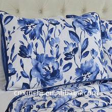 New brand 2017 3d Luxury reactive printing comforter sets luxury