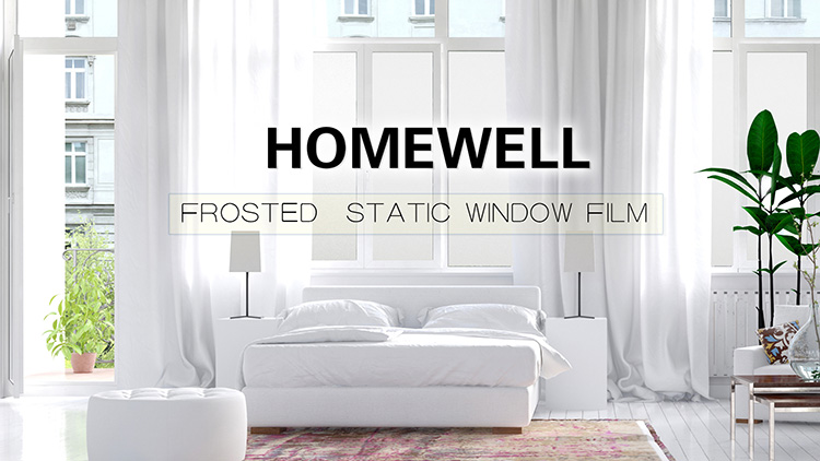 Solid Reflective Window Film High Quality Popular Home Office Decorative Film