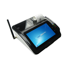 M680S 7 inch 3g android pos-systeem touchscreen kassa geïntegreerde pos hardware