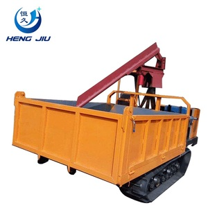 Caterpillar crane for construction for sale