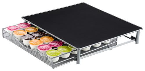 cassetto porta capsule all 39 ingrosso acquista online i. Black Bedroom Furniture Sets. Home Design Ideas