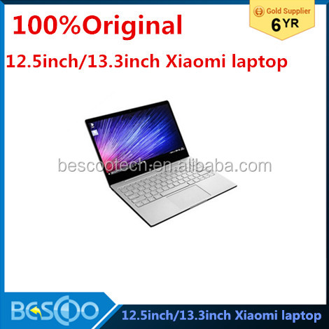 In stock! 2016 Ultra Slim 12.5 inch/13.3inch IPS FHD 1920 x 1080 4GB RAM 128GB SSD Laptop Notebook Xiaomi Air 12