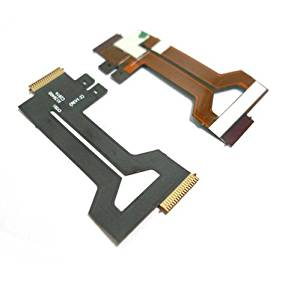 5 Pcs Shaft Rotating LCD Flex Cable Ribbon FPC Assembly Part Repair Part Unit Camera Replacement for Casio EX-ZR55 Digital Camera