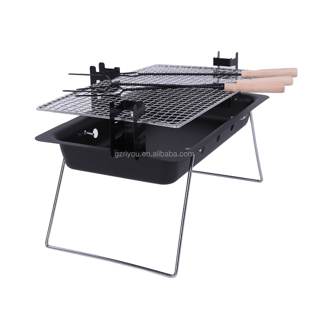 2015 hot selling Kamado Grill table and kebab grill for barbecu party