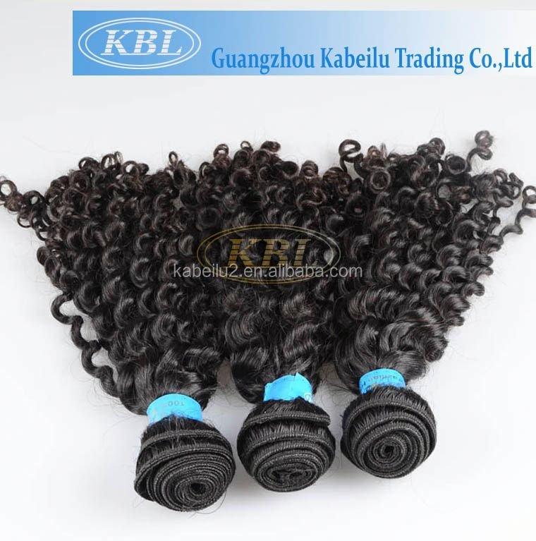 Factory cheap price jerry curl braids synthetic hair extensions